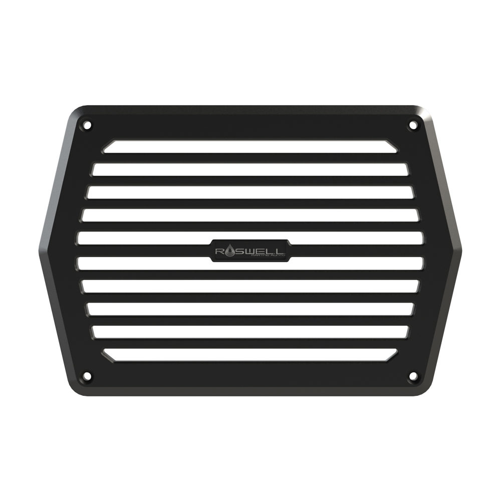 Roswell Marine Audio Sub Enclosure Compartment Vent