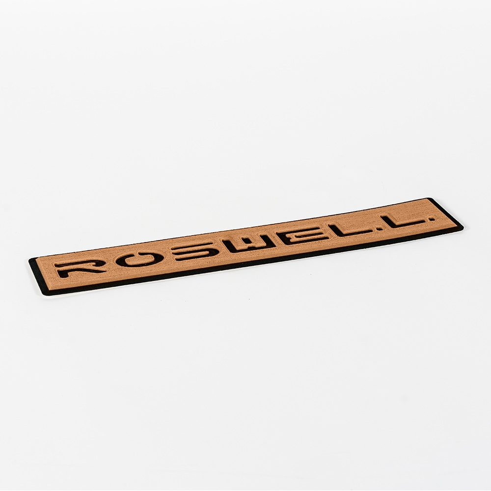 Roswell Marine SeaDek Step Pad Brown