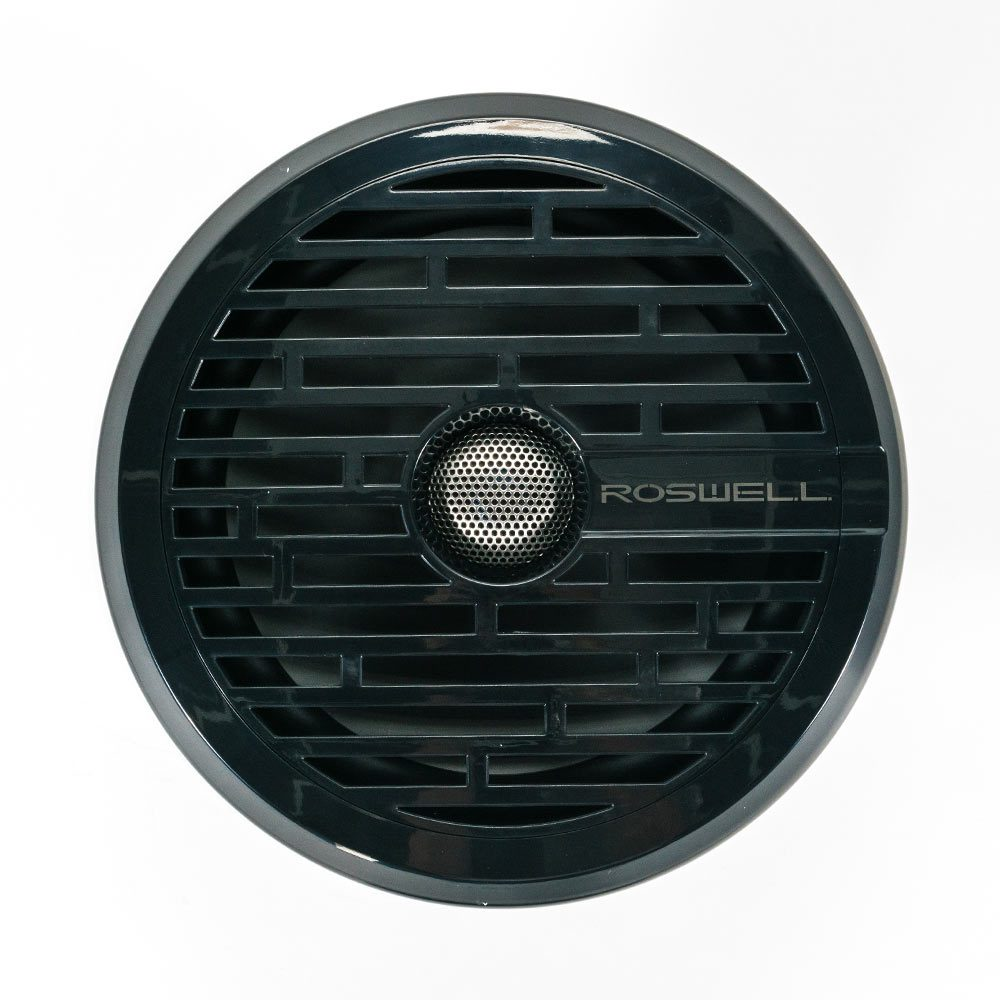 Roswell Marine R1 In-Boat 8 Inch Black