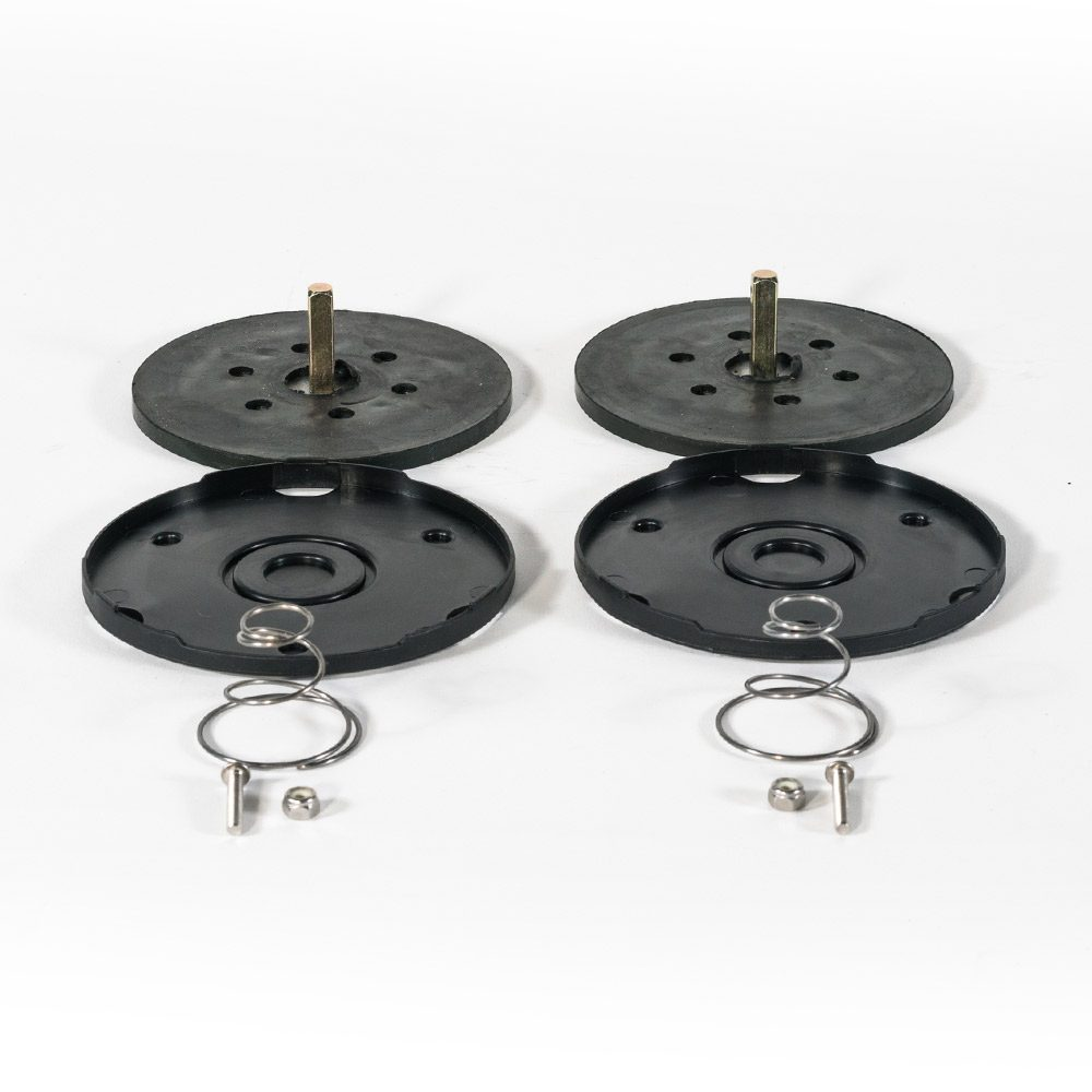 Roswell Marine Deflector Wave Shaper Suction Cups