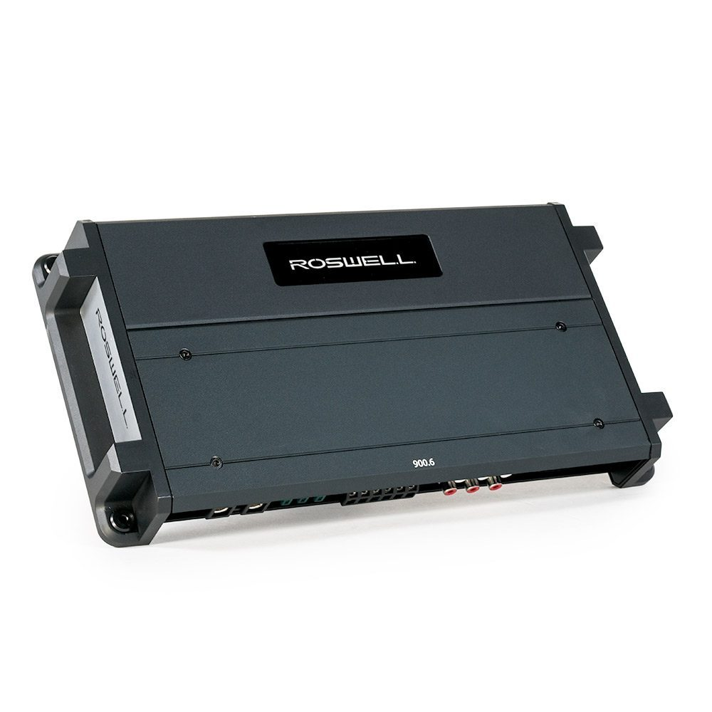 Roswell Marine Audio Amplifier 900.6