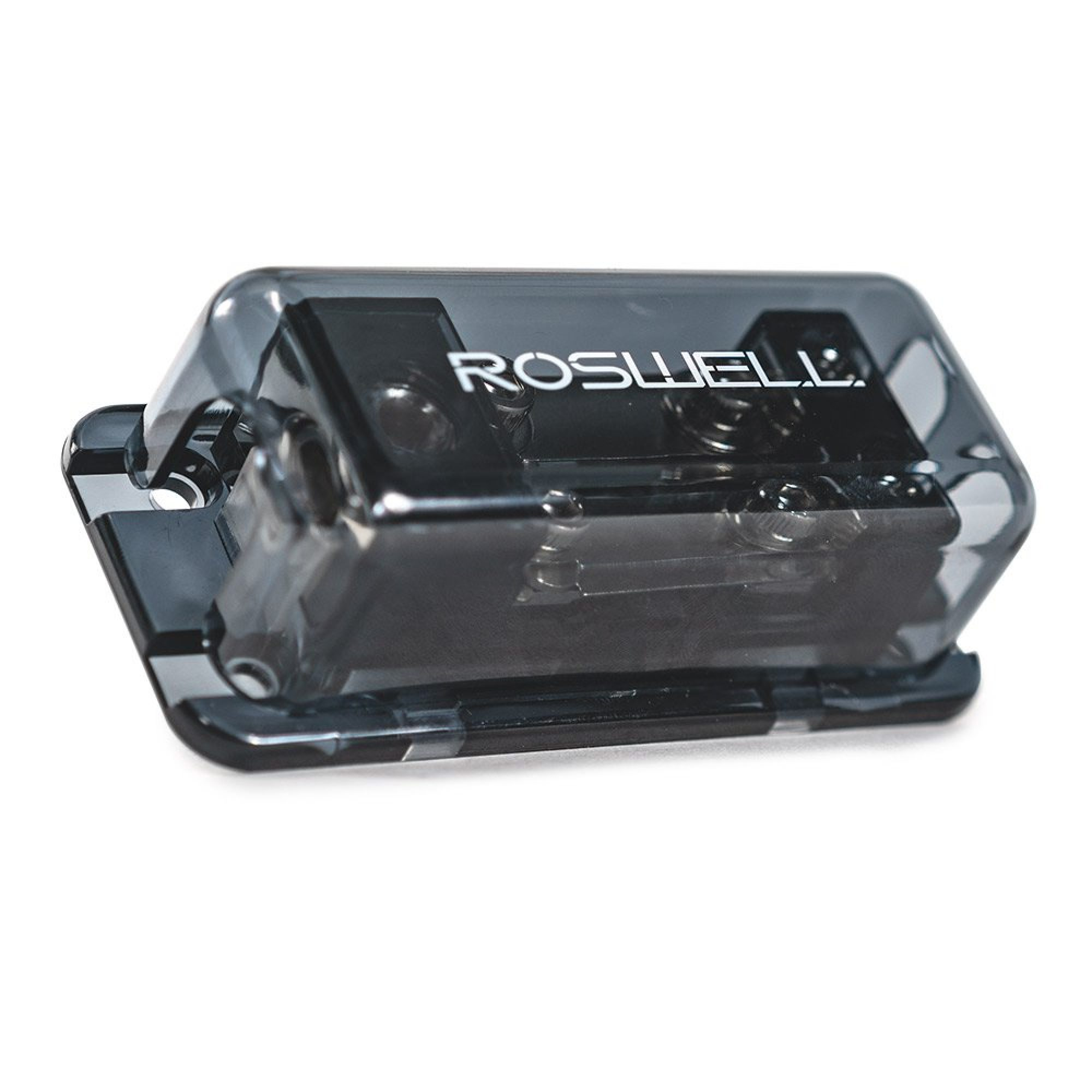 Roswell Marine Audio distribution block 1 in 2 out ground