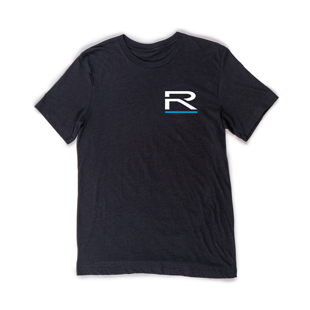 Roswell R-Icon Black T-Shirt