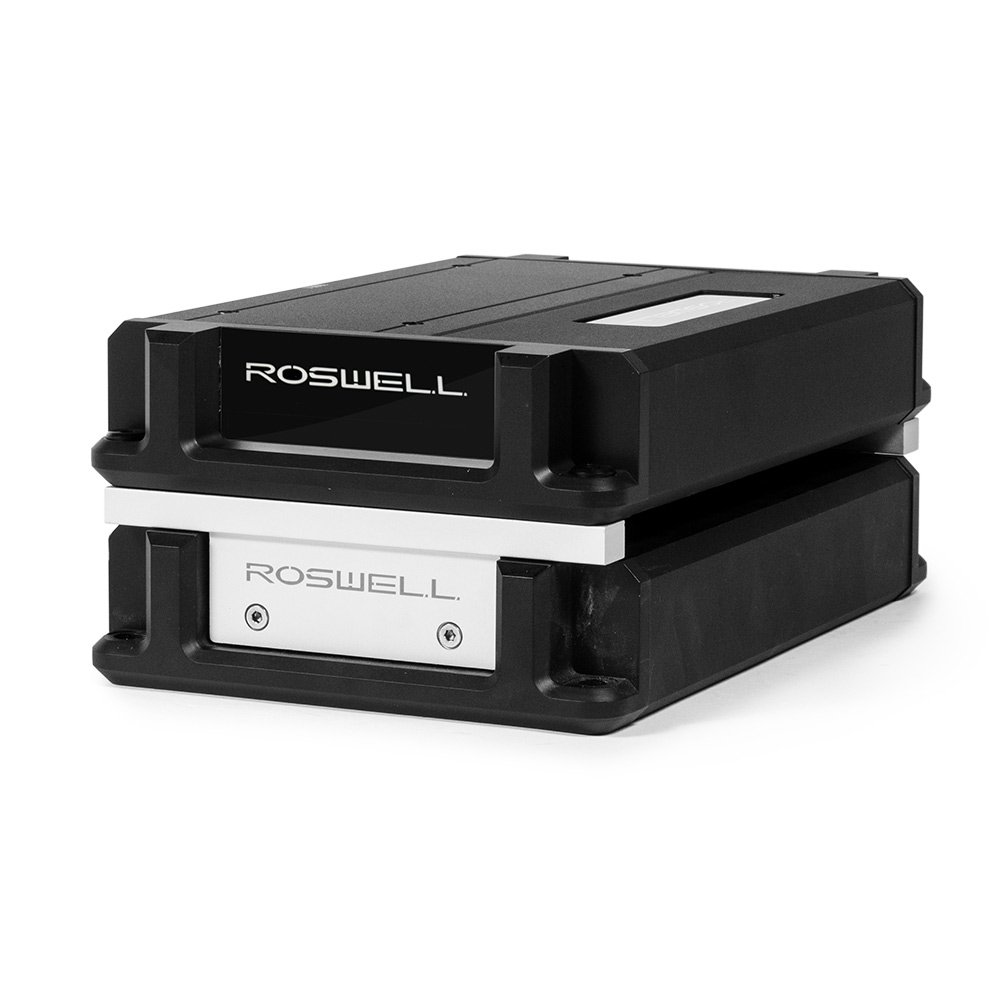 Roswell Marine Audio R1 amp spacers