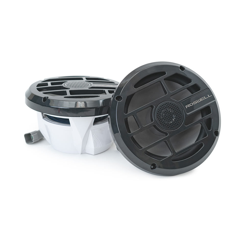 Roswell Marine Audio R 7.7 Inch In-Boat Speaker